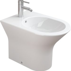 Bidet simple Nexo adosado pared