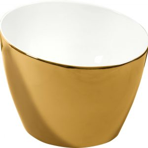 Lavabo Eclipse oro blanco