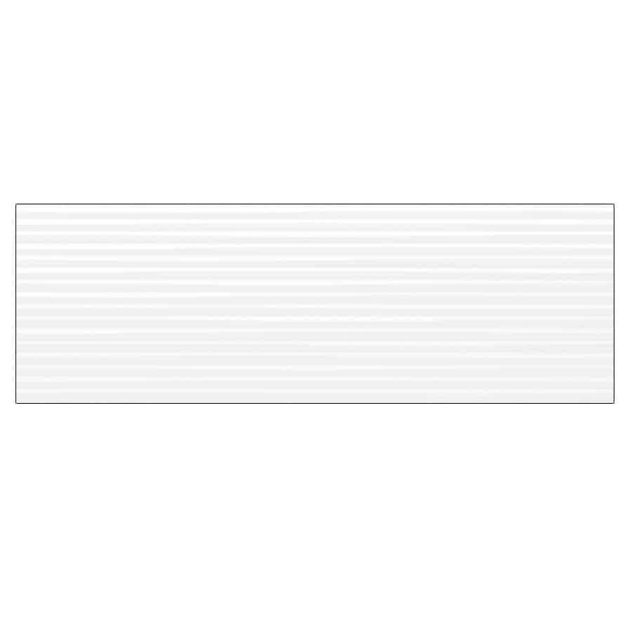 La tienda del azulejo ona blanco brillo 30x60 - Azulejos blanco brillo ...