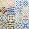 Comprar azulejo vintage color