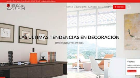 Tienda de azulejos online