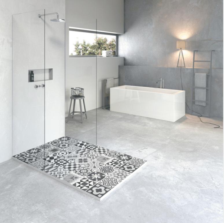 Platos de ducha personalizadas