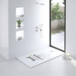Platos de ducha personalizados