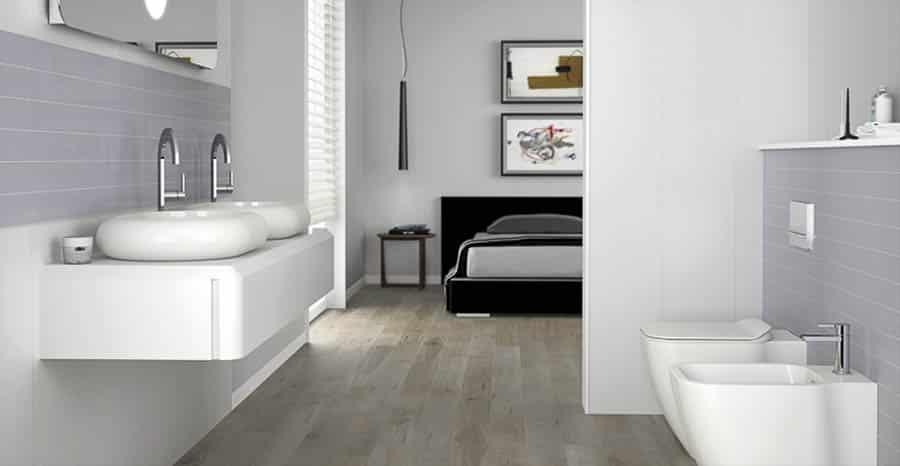 Tendencias azulejos baño 2019